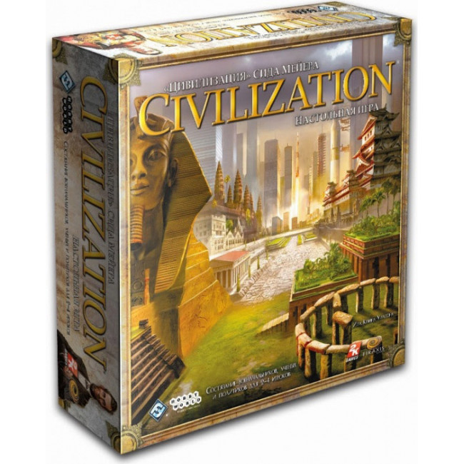 Цивилизация Сида Мейера (Sid Meier's Civilization: The Board Game)