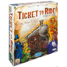 Билет на поезд: Северная Америка (Ticket to Ride: Америка )